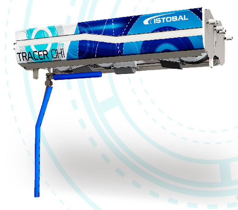 Istobal OH1 touchless car wash