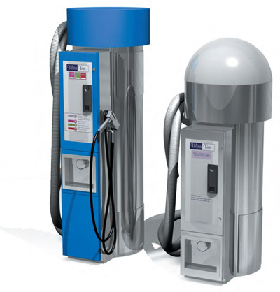 industrial car vacuum system