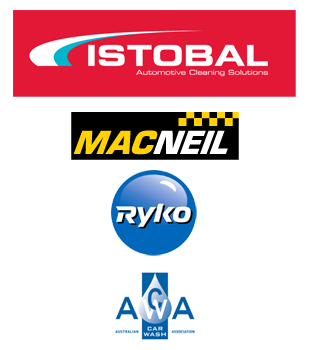 car wash industry logos
