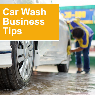 car wash business tips
