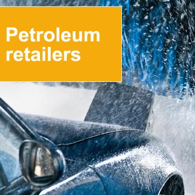 car wash for petrol station