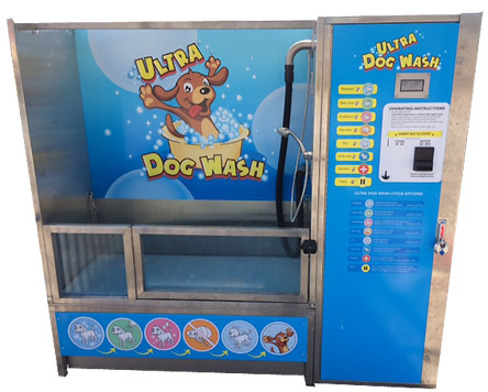 dog wash machine
