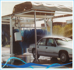 drive through car wash machine for sale