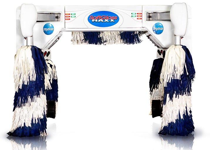 ryko soft gloss maxx rollover car wash