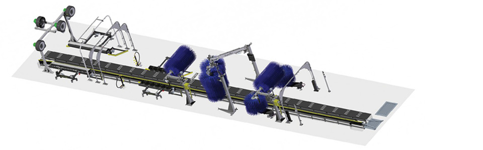 Macneil Car Wash Equipment >> Macneil Conveyor Car Wash Systems