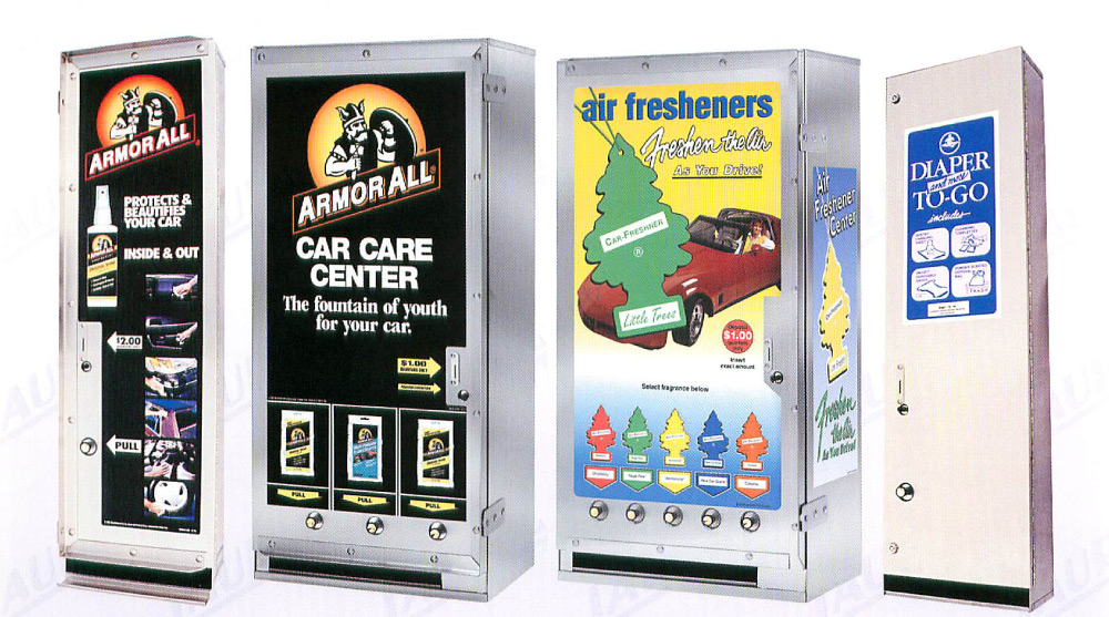 car wash vending machine