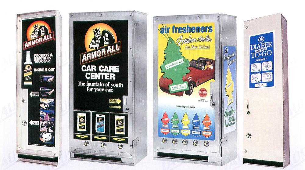 car wash vending machine