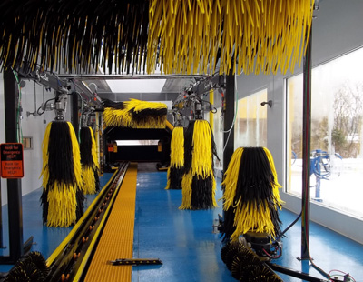 conveyor car wash