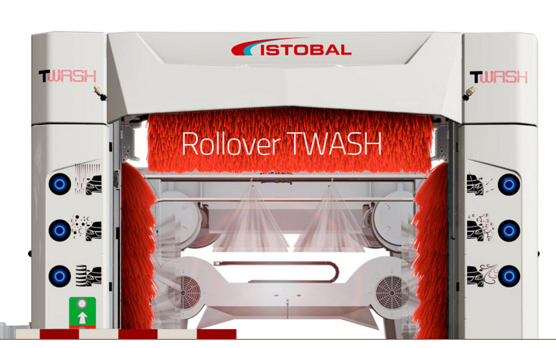 istobal twash car wash machine