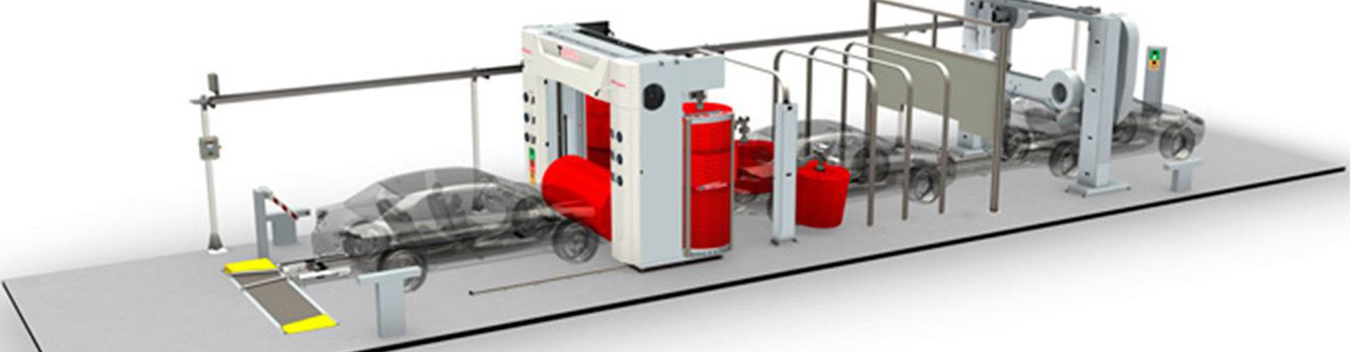 Macneil Car Wash Equipment >> Istobal TWASH automatic car wash tunnel machines