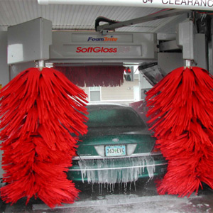 ryko soft gloss max car wash
