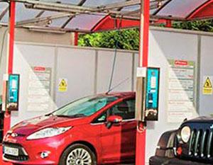 car wash enclosure machines