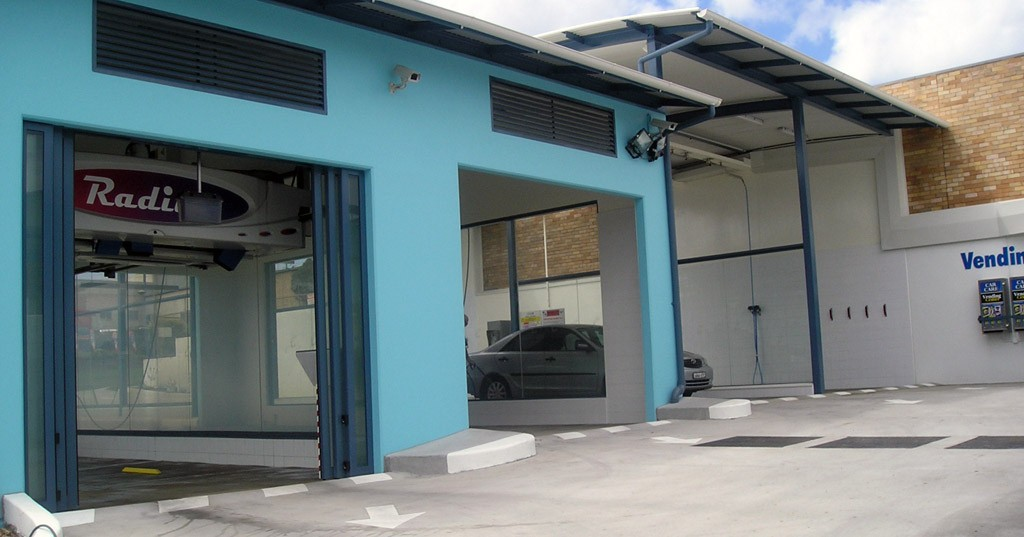 car wash machines canberra