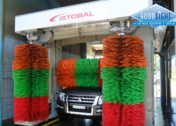 The Istobal MNEX 22C @ Bay Wash Car Wash Campbelltown NSW