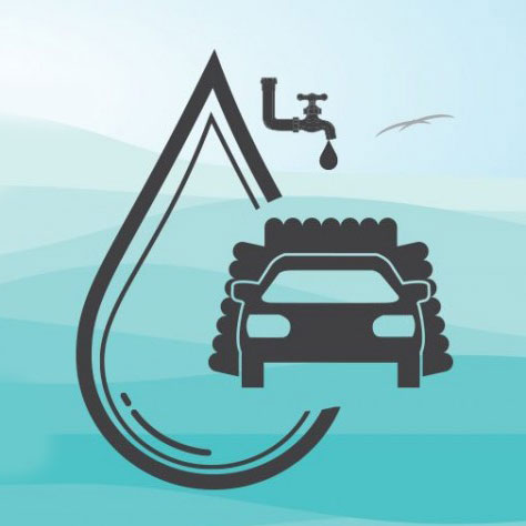 car wash water quality