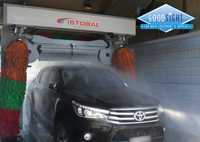 istobal car washes australia