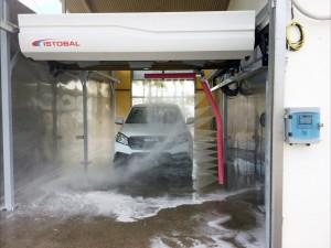 car wash machine installation queensland