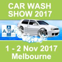 australian car wash show 2017