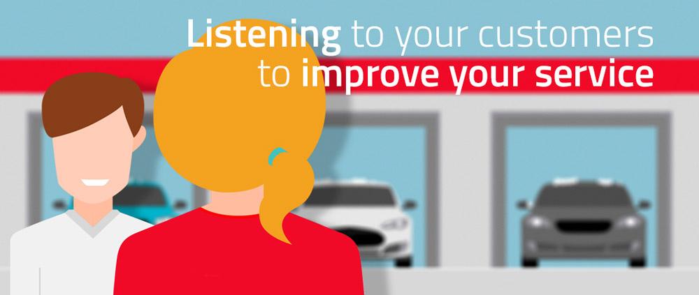 car wash business customer service