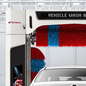 roll over car wash safety maintenance
