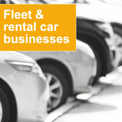 car wash equipment for car rental businesses
