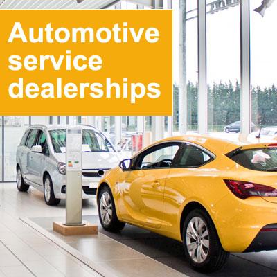 car wash for automotive dealership