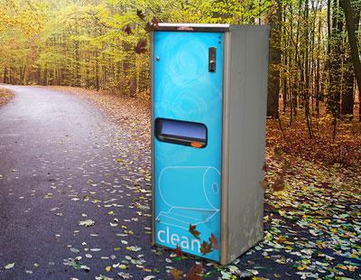 car wash paper dispenser