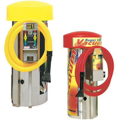 car wash vacuum equipment