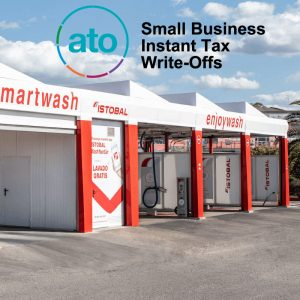 car wash business tax write offs