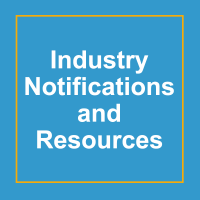 industry notifications