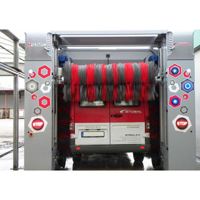 automatic car wash istobal mstart