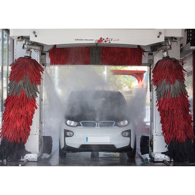 automatic car wash istobal mnex 32