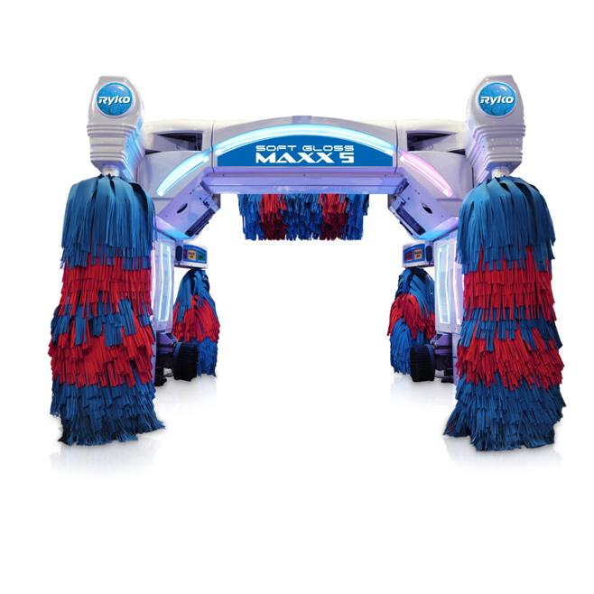 automatic car wash ryko soft gloss maxx