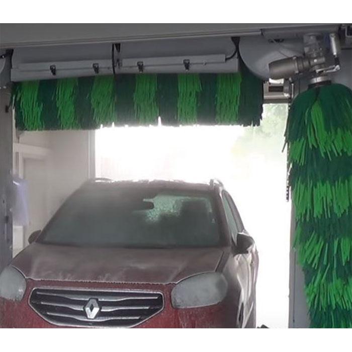 combination rollover car wash