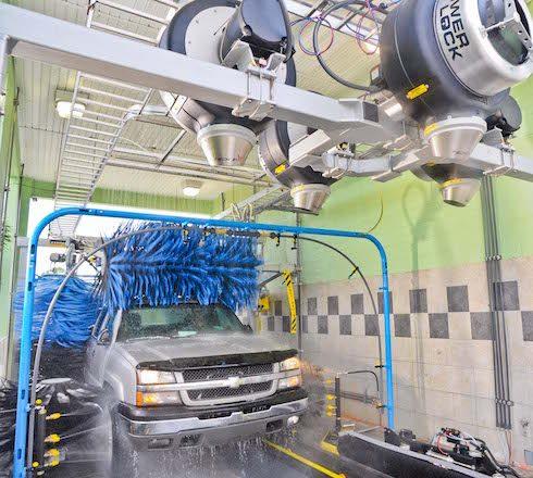 express mini tunnel car wash