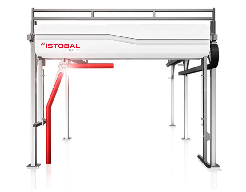 istobal tracer touchless car wash system