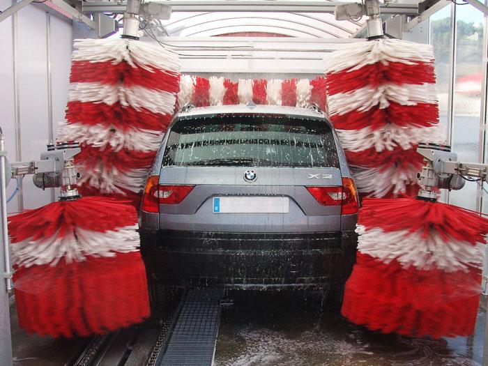 istobal twash conveyor car wash
