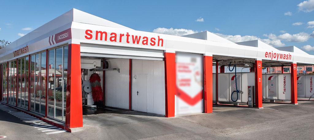 self serve multi bay car wash