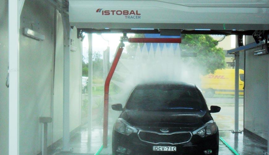 car wash equipment comparison touchless soft wash