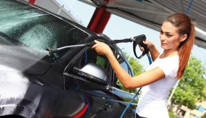 self serve car wash technology